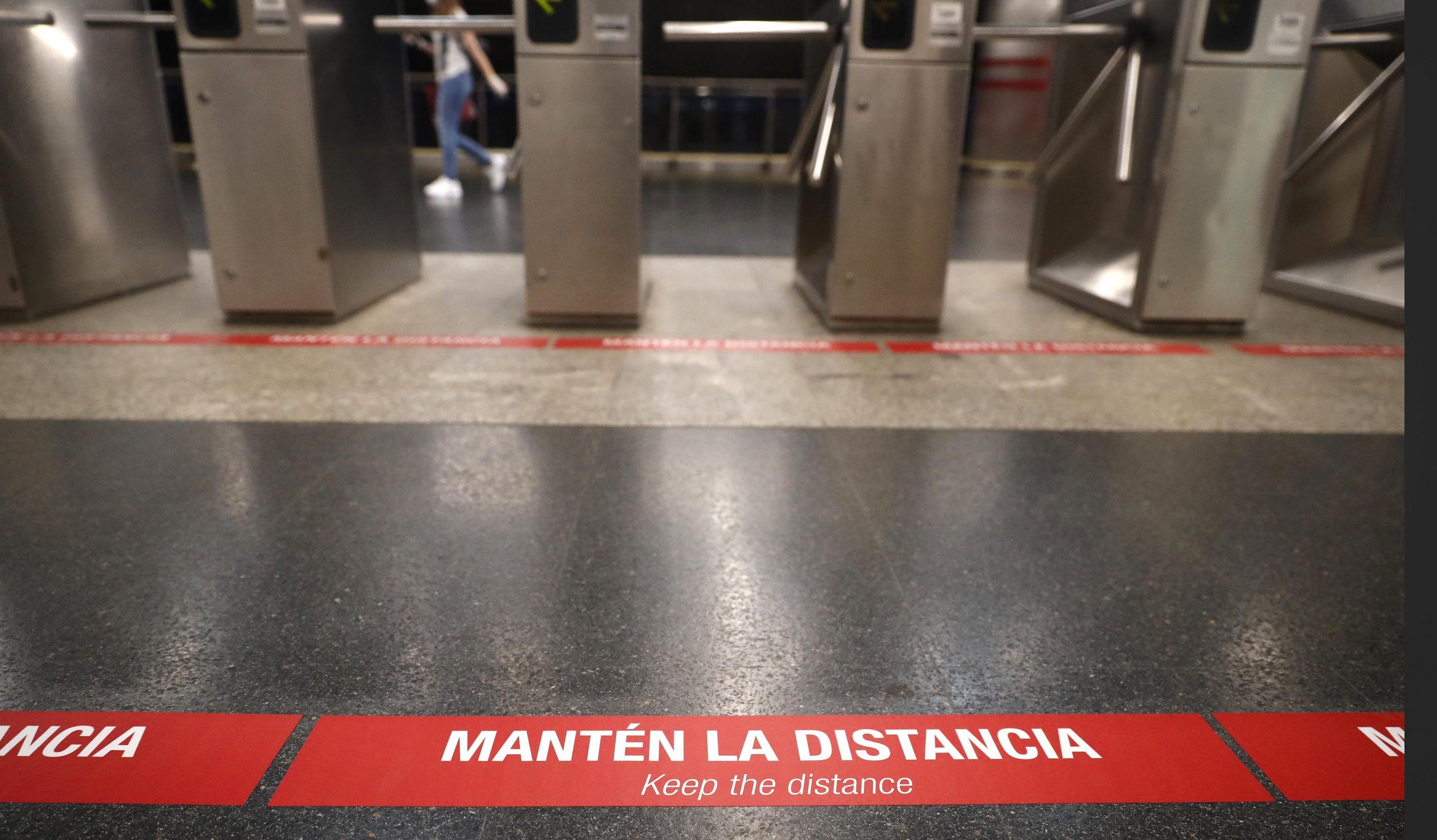 No será igual, pero será seguro: así viajaremos en Metro y EMT 2