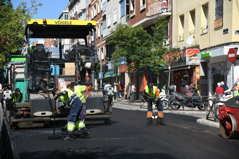 Operación Asfalto 2020 en Madrid: 659 calles y 1.600 empleos 5