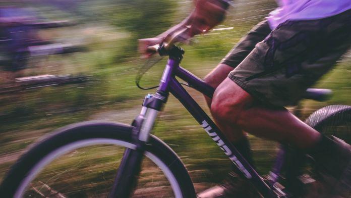 Bicicleta-Guadarrama