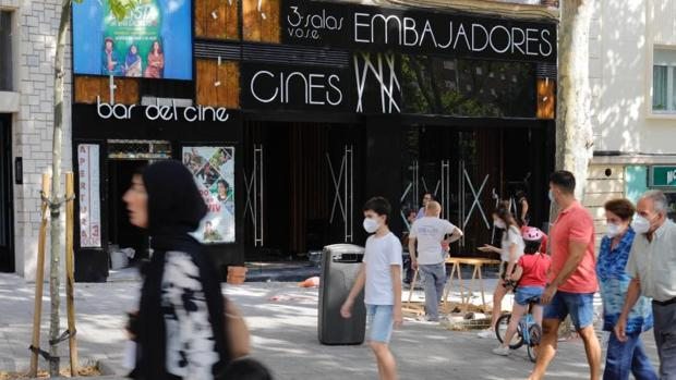 Cine-Embajadores_Madrid