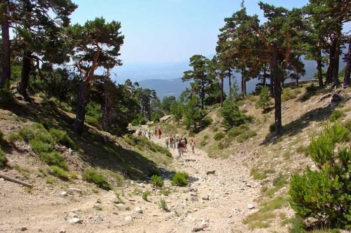 La Sierra de Guadarrama como uno de los mejores destinos abiertos de Europa 1
