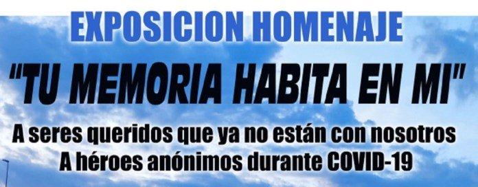 Alcorcón impulsa la iniciativa 'Tu memoria habita en mi' por los afectados de Covid-19 1