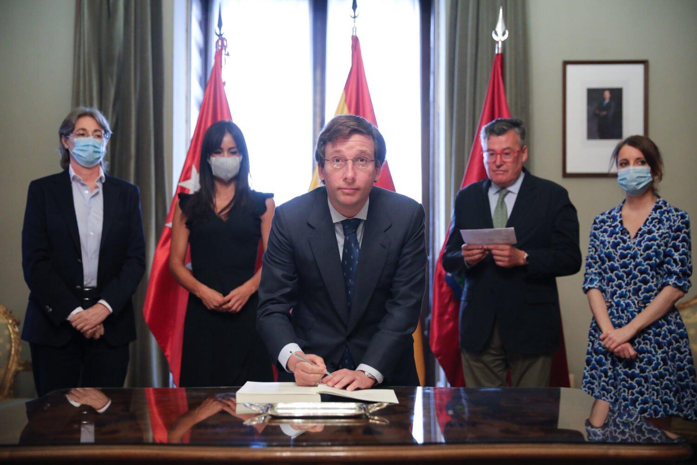 Los Acuerdos de la Villa, un pacto histórico para un momento histórico 6