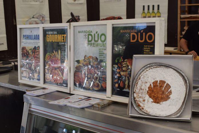 III Jornadas Gastronómicas del Marisco Gallego en Serranillos del Valle 1