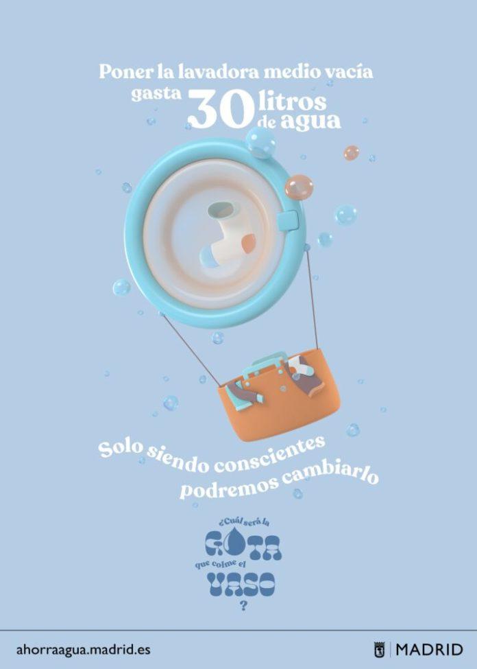 Madrid apela a la responsabilidad para ahorrar agua 1