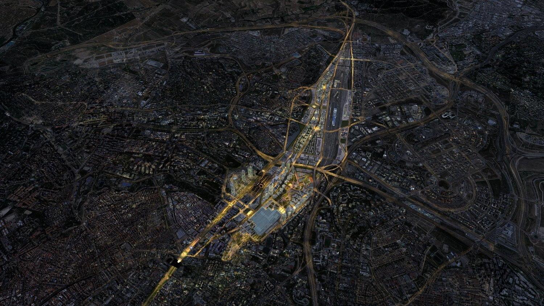 Madrid Nuevo Norte, la nueva arteria del transporte en Madrid 2