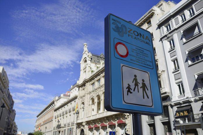 Puerta del Sol: 100% peatonal y cero emisiones 13