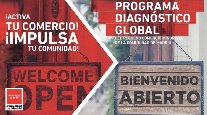 Un 'Diagnóstico Global' para el pequeño comercio de Alcorcón 1