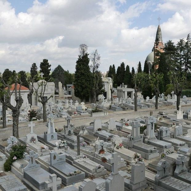 Cementerios Madrid