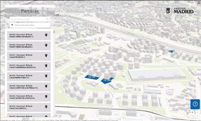 Los 'Barrios Productores' de Madrid se diseñan (con tu ayuda) en 3D 1