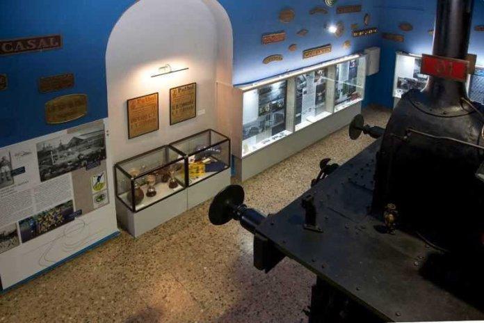 El Museo del Ferrocarril reduce el precio de las entradas y abre viernes y festivos 1