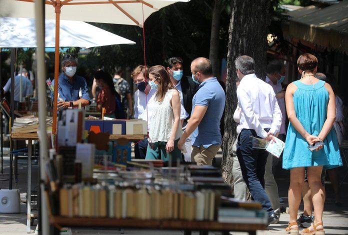 Los libreros de Moyano no pagarán este año canon por sus casetas 1