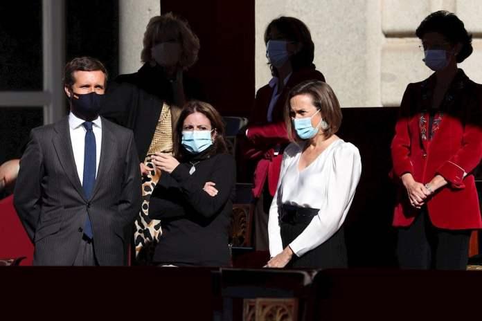 Madrid seguirá en estado de alarma hasta que no baje de 200 casos 1