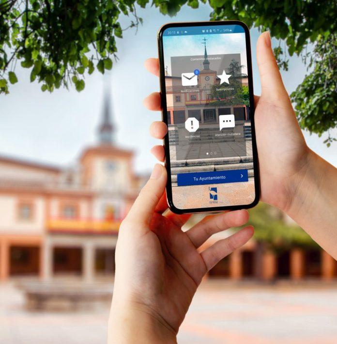 'Las Rozas Smart City', una app para agilizar la atención al ciudadano 2