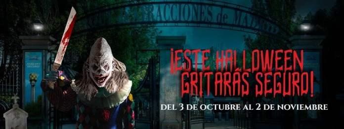 Halloween 2020: planes para pasar terror controlado en Madrid 9
