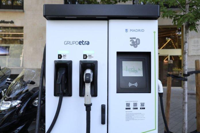 La movilidad eléctrica en Madrid ahora será ultrarrápida 1
