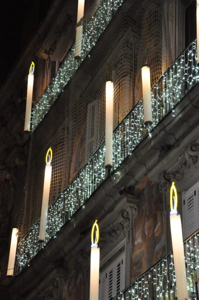 La luz de la Navidad inunda Madrid 10