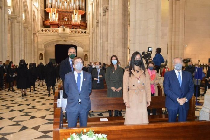 Madrid celebra la Almudena del coronavirus 3