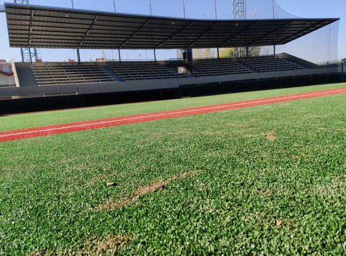 La Elipa presume de campo de béisbol renovado 1