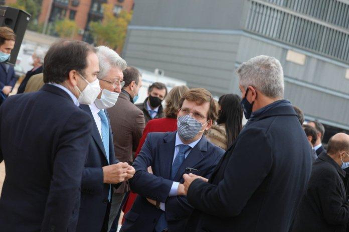 El proyecto Nuevo Mahou-Calderón iniciará la construcción de viviendas este año 1