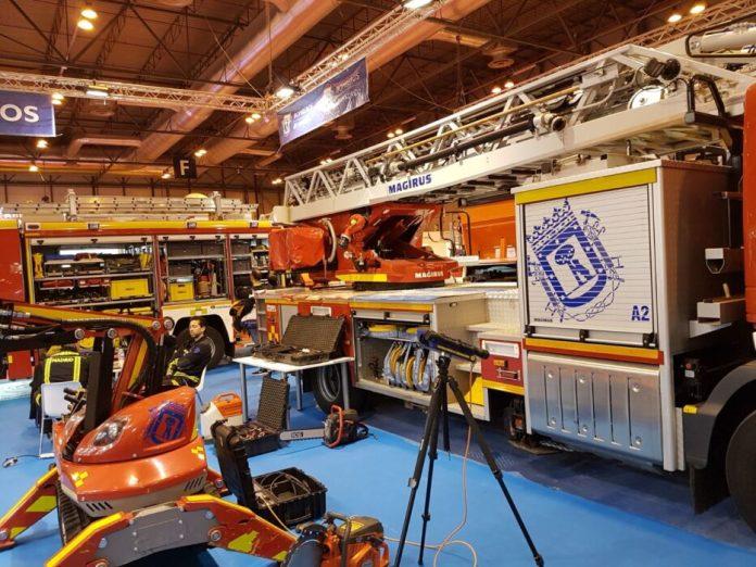 El SAMUR-PC renueva la flota de ambulancias con 90 vehículos 1