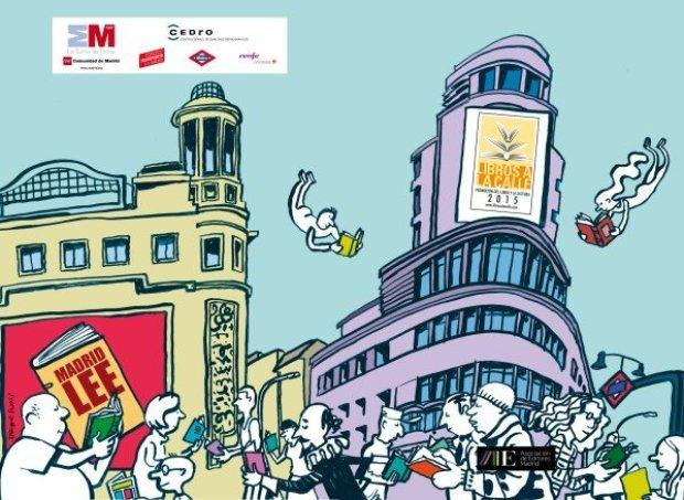 'Libros a la calle' vuelve al transporte público madrileño 1