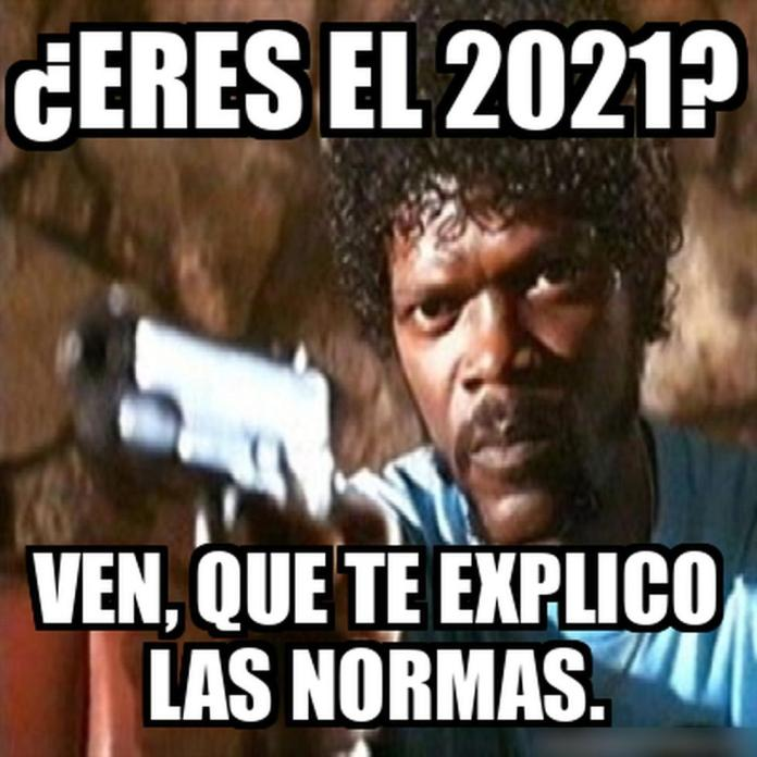 Los memes para enviar un Feliz Año 2021 en WhatsApp 10