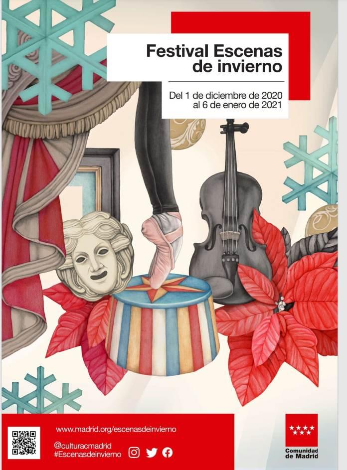 Festival Escenas de Invierno en 100 municipios de Madrid 1