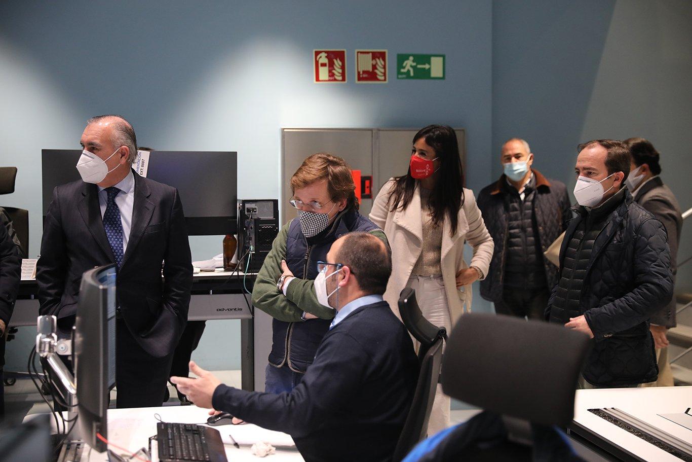 """Almeida pide a los madrileños un """"penúltimo esfuerzo"""" 4"""