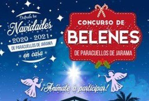 Navidad en Paracuellos: dos concursos de belenes y de decoración en fachadas 1