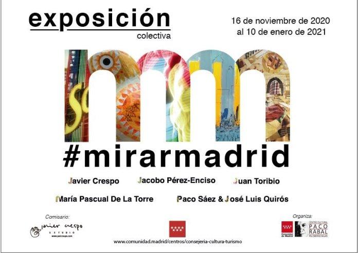 Artistas y fotógrafos plasman el latido de Madrid durante la pandemia 4