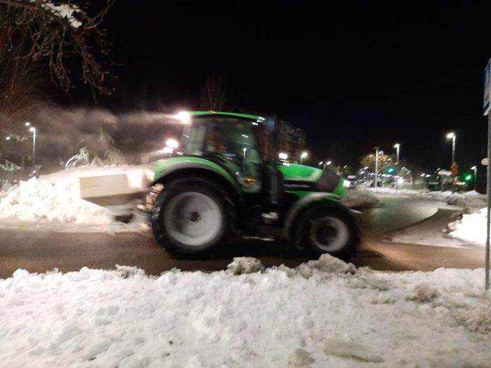 San Martín de la Vega recompensará el trabajo de los agricultores durante la nevada 1