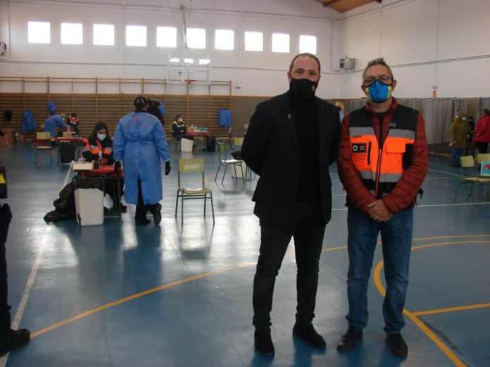 Serranillos del Valle insiste en realizar tests de saliva masivos a su población 1