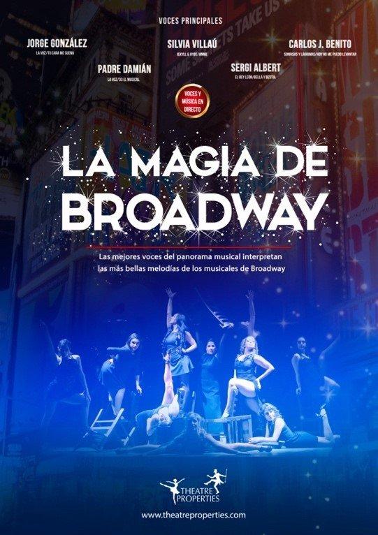 'La magia de Broadway' llega al Espacio Raro de IFEMA 1
