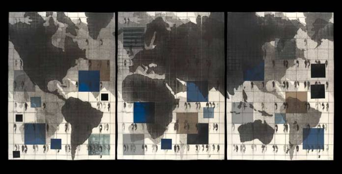 Prorrogada la exposición 'El orden y el caos' del artista Javier Aranguren 3