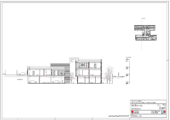 Comienza la construcción del nuevo centro de salud en Sevilla la Nueva 1