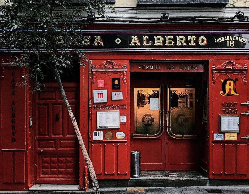 Restaurantes centenarios de Madrid: cultura y turismo de interés general 3