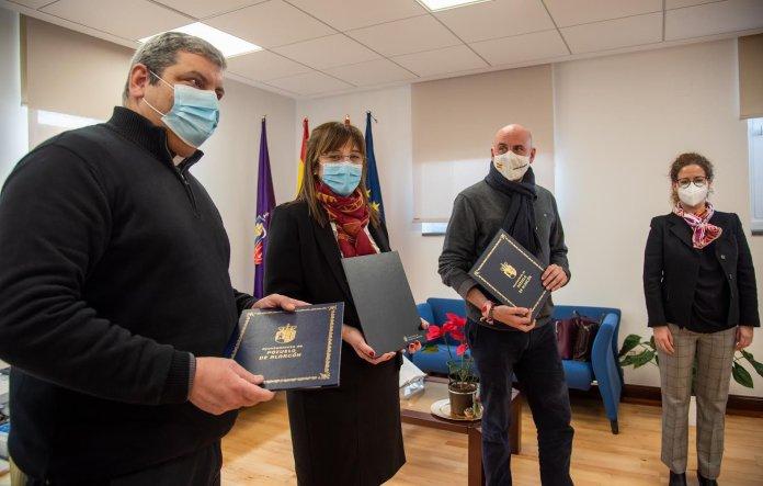 Pozuelo y Cáritas firman dos convenios para ayudar a los vecinos vulnerables 1