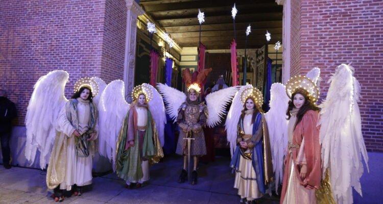 Los Reyes Magos llenaron Madrid de ilusión y esperanza 3