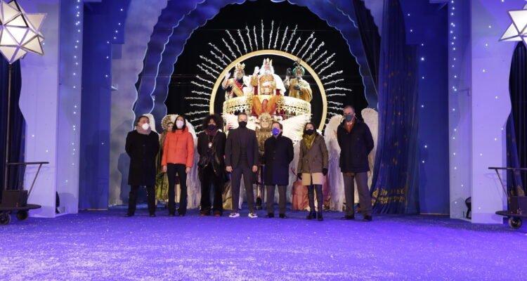 Los Reyes Magos llenaron Madrid de ilusión y esperanza 13