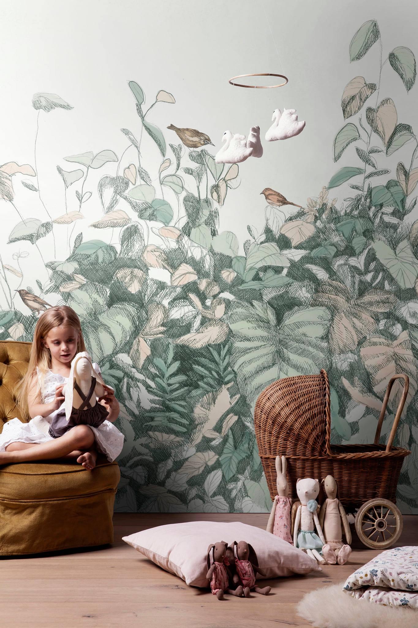 Papel pintado: una tendencia que hace de nuestro hogar un lugar único 5