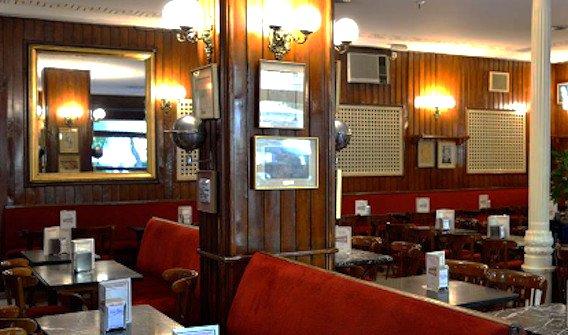 Restaurantes centenarios de Madrid: cultura y turismo de interés general 4