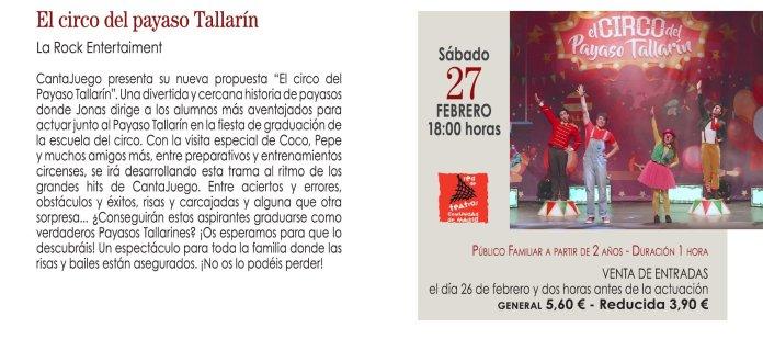 La Ópera 'La Bohéme' inaugura la programación cultural de Villaviciosa 3