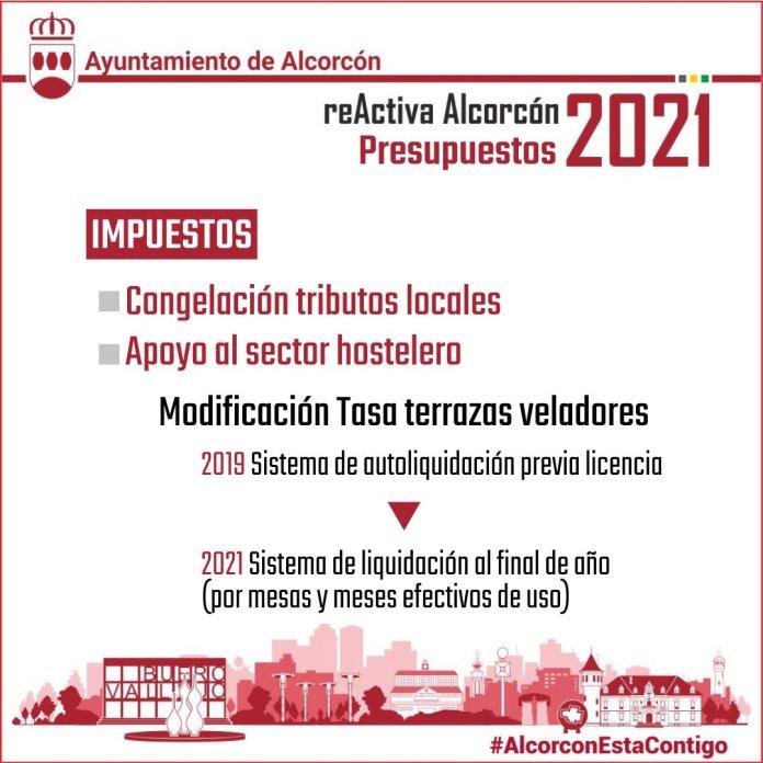 'ReActiva Alcorcón', un encuentro público online para presentar los Presupuestos Municipales 2021 3