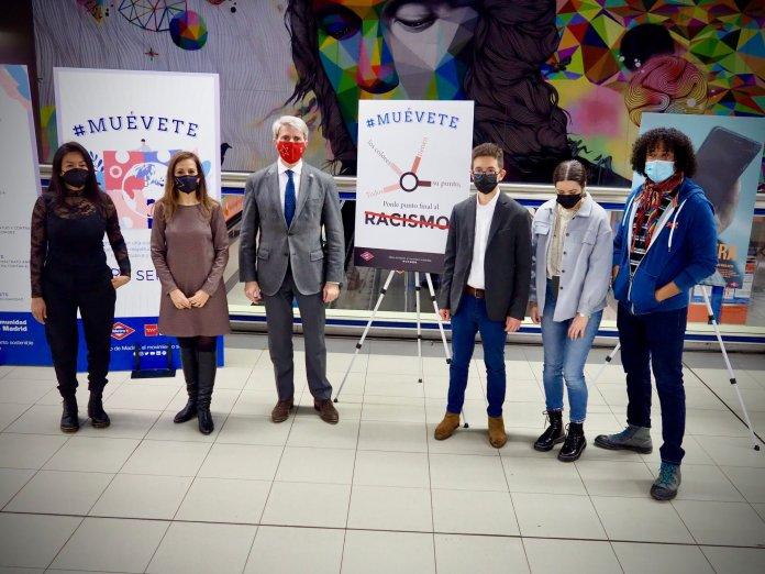 #Muévete, una campaña a favor de la solidaridad, la integración y la igualdad 1