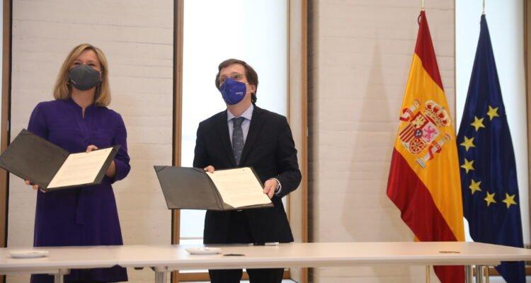 Ayuntamiento y Patrimonio renovarán los accesos al Palacio Real 1