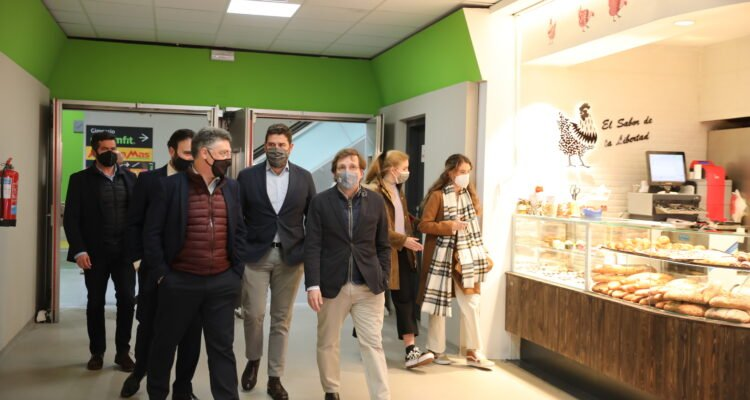La remodelación de la calle Alcalá entre la M-30 y Quintana terminará en verano 4