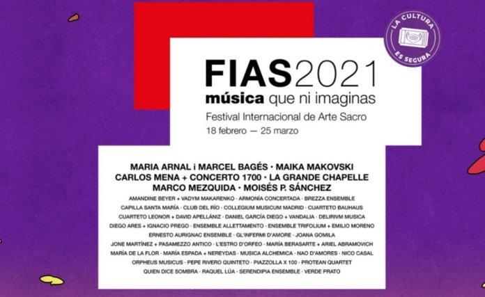 Festival FIAS 2021 con 47 conciertos 1