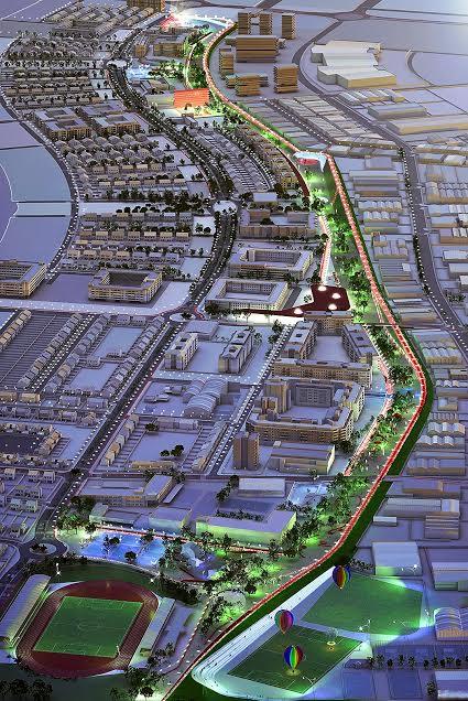 Aprobado el proyecto del nuevo parque lineal de Rivas 1