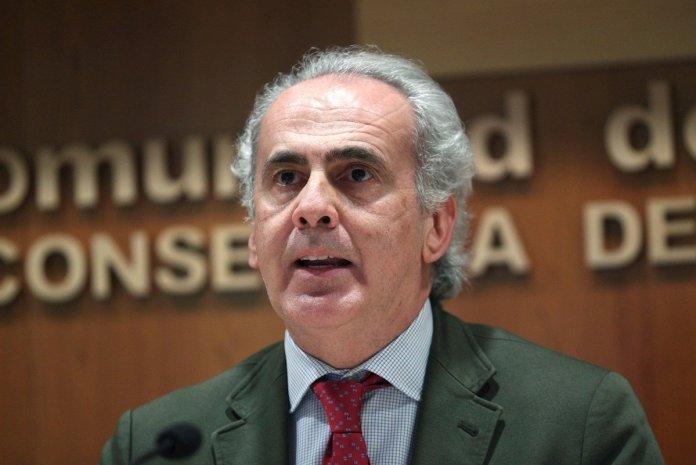 Madrid no acatará el cierre perimetral ni en San José ni en Semana Santa 1